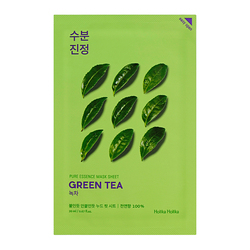 Holika Holika Pure Essence Mask Sheet - Green Tea (20 ml)