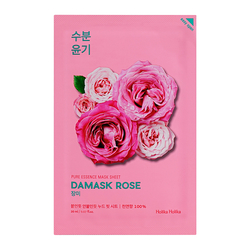 Holika Holika Pure Essence Mask Sheet - Damask Rose (20 ml)