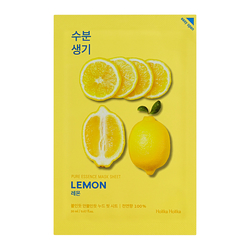 Holika Holika Pure Essence Mask Sheet - Lemon (20 ml)