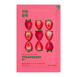 Holika Holika Pure Essence Mask Sheet - Strawberry (20 ml)