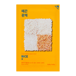 Holika Holika Pure Essence Mask Sheet - Rice (20 ml)