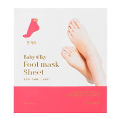 Holika Holika Baby Silky Foot Mask Sheet (18 ml)
