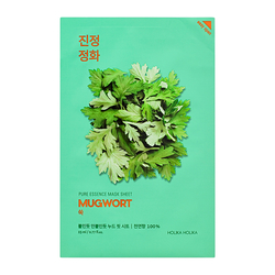 Holika Holika Pure Essence Mask Sheet - Mugwort (20 ml)