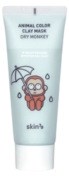 Skin79 Animal Color Clay Mask - Dry Monkey SKIN79 (70ml)