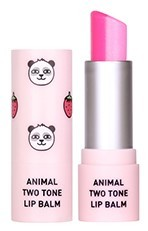 Skin79 Animal Two Tone Lip Balm Strawberry Panda