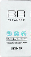 Skin79 Super+O2 BB Cleanser - sample 1g