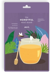 Skin79 Stuffed Snail Mask Sheet - Honeyful