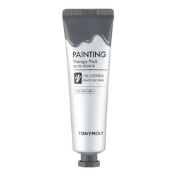 TonyMoly Painting Therapy Pack Oil Control - Black (30 g)