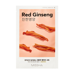 Missha Airy Fit Sheet Mask - Red Ginseng