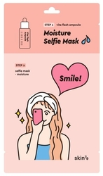 Skin79 Selfie Mask Sheet 2 step - Moisture