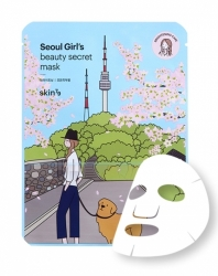 Skin79 Seoul Girl´s Beauty Secret Mask - Brightening