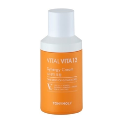 TonyMoly Vital Vita 12 Synergy Cream (40 ml)