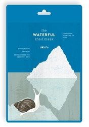 Skin79 Stuffed Snail Mask Sheet - Waterful