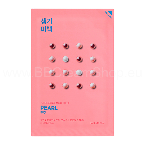 Holika Holika Pure Essence Mask Sheet - Pearl (20 ml)