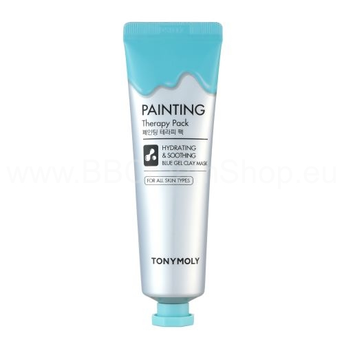 TonyMoly Painting Therapy Pack Hydrating & Soothing - blue (30 g)