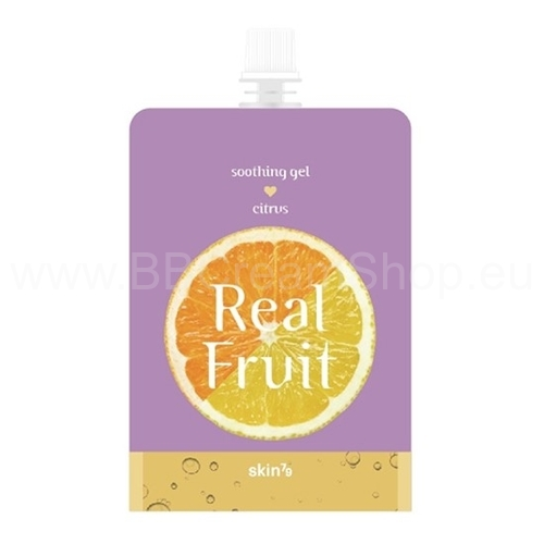 Real Fruit Soothing Gel Citrus Skin79 (300g)
